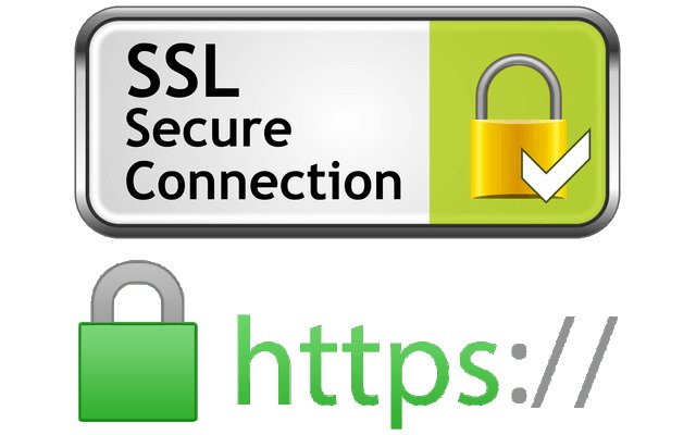 Secure Certificates and SSL